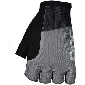 POC Essential Road Rękawiczki krótkie z siateczką, steel grey